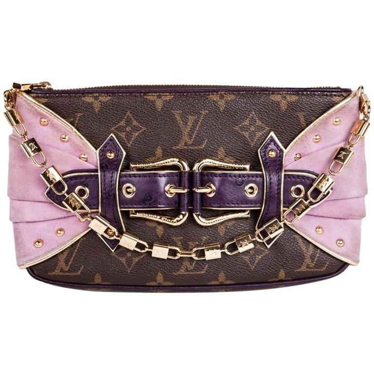 LOUIS VUITTON 'The extraordinary' Clutch Limited Edition