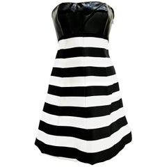 Giorgio Armani Black Label Cocktail Dress