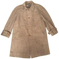 Hermes Wool Coat - Men's