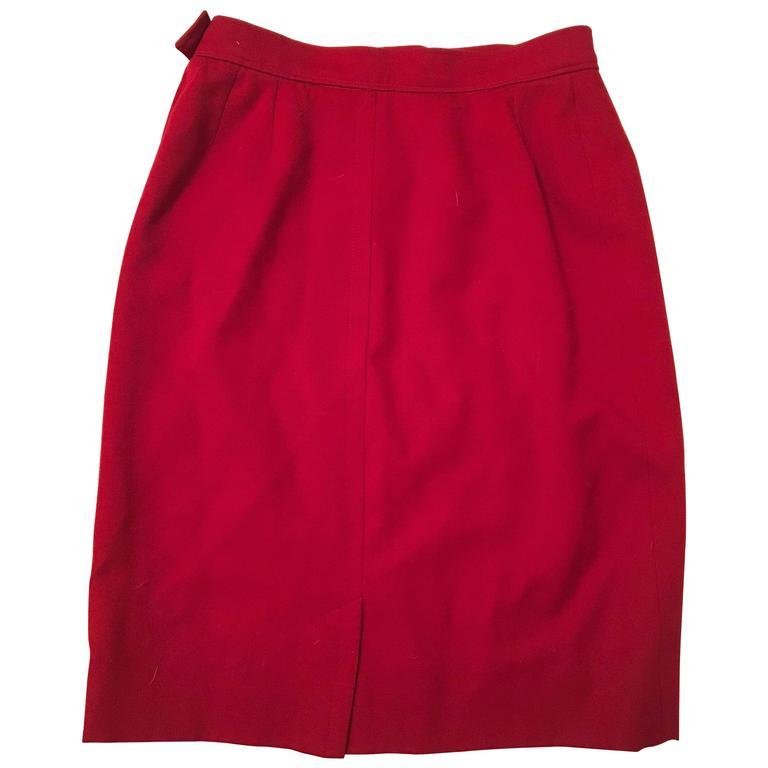Yves Saint Laurent / YSL Skirt