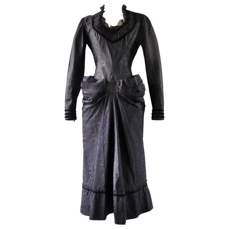 Jacques Heim Dress Haute Couture Circa 1950