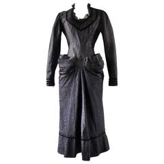 Jacques Heim Dress Haute Couture Circa 1950