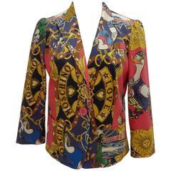 Moschino Love Duck Jacket
