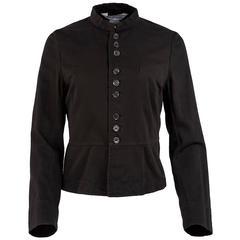 Comme des Garçons 20th Century Reflective Strip Cotton jacket