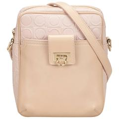 Ferragamo Pink Shoulder Bag