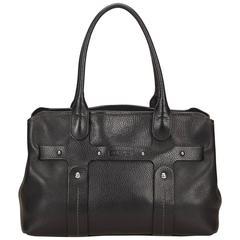 Ferragamo Black Tote Bag