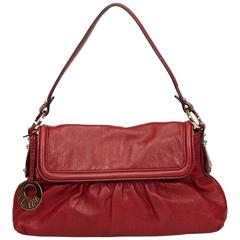 Fendi Red Leather Chef
