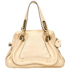 Chloe Brown Leather Paraty