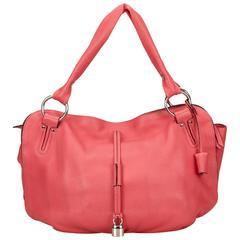 Celine pink Leather Bittersweet