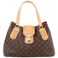 Louis Vuitton Griet Handbag Monogram Canvas