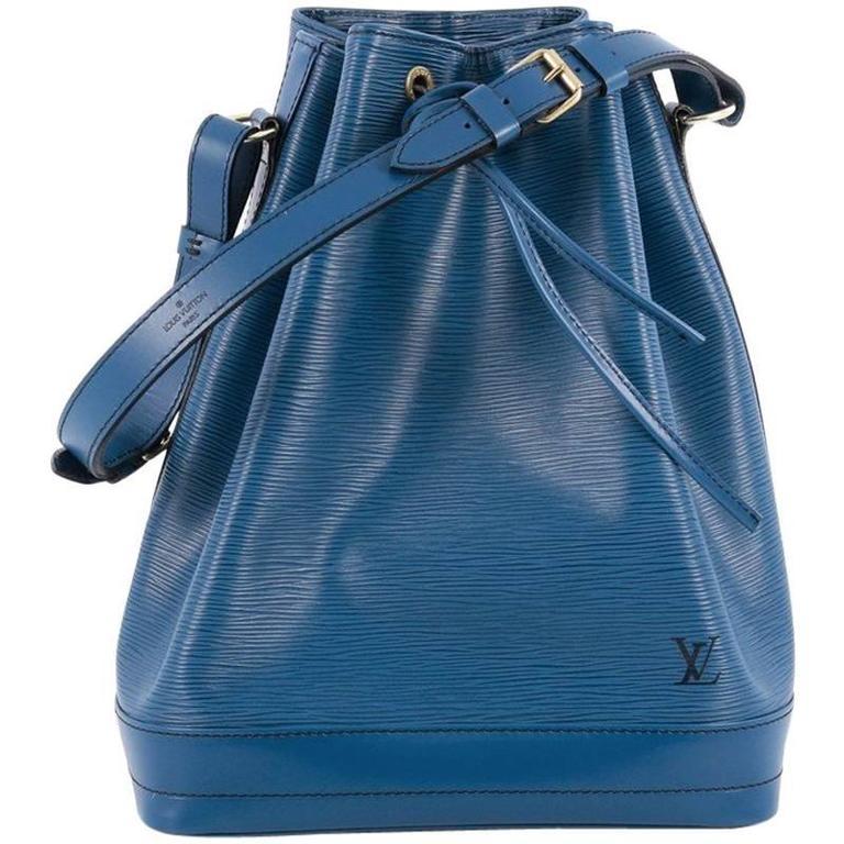 1b6af40ecf0e Louis Vuitton Noe Handbag Epi Leather Large For Sale at 1stdibs