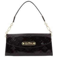 Louis Vuitton Sunset Boulevard Handbag Monogram Vernis