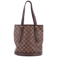 Louis Vuitton Marais Bucket Bag Damier
