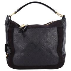 Louis Vuitton Audacieuse Handbag Monogram Empreinte Leather GM
