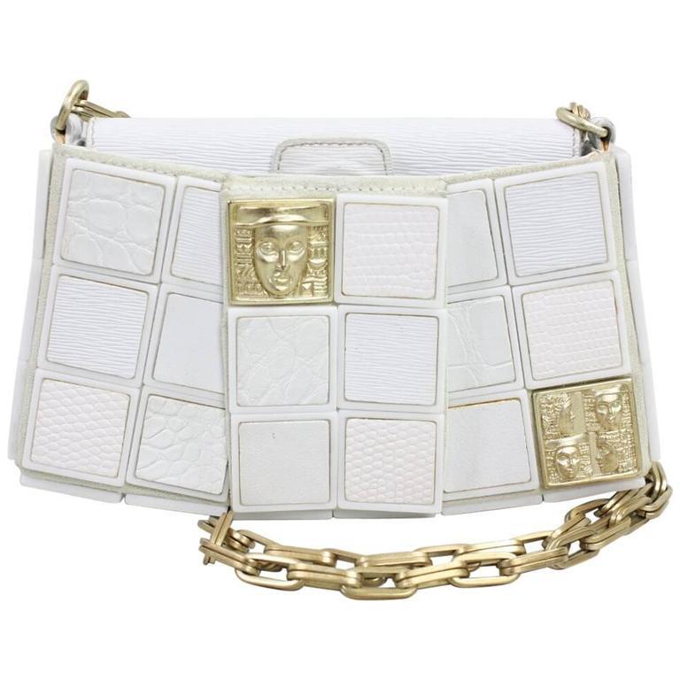 Barry Kieselstein Cord Women of The World Handbag