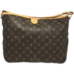 Louis Vuitton Delightful MM Monogram Shoulder Bag M50156
