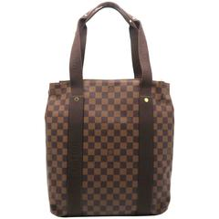 Louis Vuitton Beaubourg Brown Damier Tote Bag