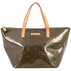 Louis Vuitton Bellevue Handbag Monogram Vernis PM