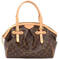 Louis Vuitton Tivoli GM Monogram Canvas Shoulder Hand Bag