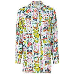 Gianni Versace Butterly Shirt