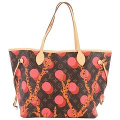 Louis Vuitton Neverfull NM Tote Limited Edition