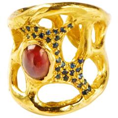 Giulia Barela Africa Ring
