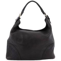 Gucci Signoria Hobo Leather Large