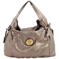 Gucci Hysteria Fold Over Hobo Leather Medium