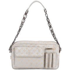 Louis Vuitton McKenna Shoulder Bag Mini Lin