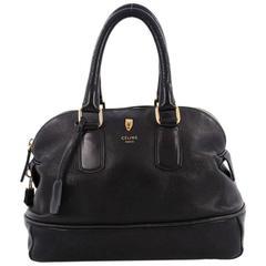 Celine Bowling Bag Leather Medium