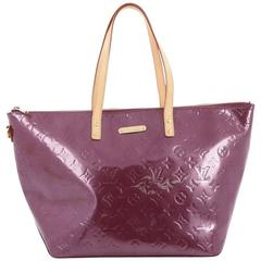 Louis Vuitton Bellevue Handbag Monogram Vernis GM