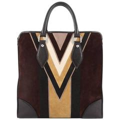 Louis Vuitton Innsbruck Cabas Suede and Leather