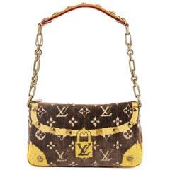 Louis Vuitton Trompe L'Oeil Pochette Monogram Velvet