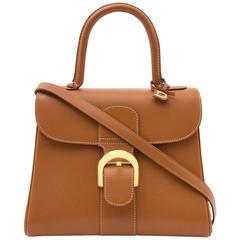 Delvaux Brillant PM Jumping Fauve