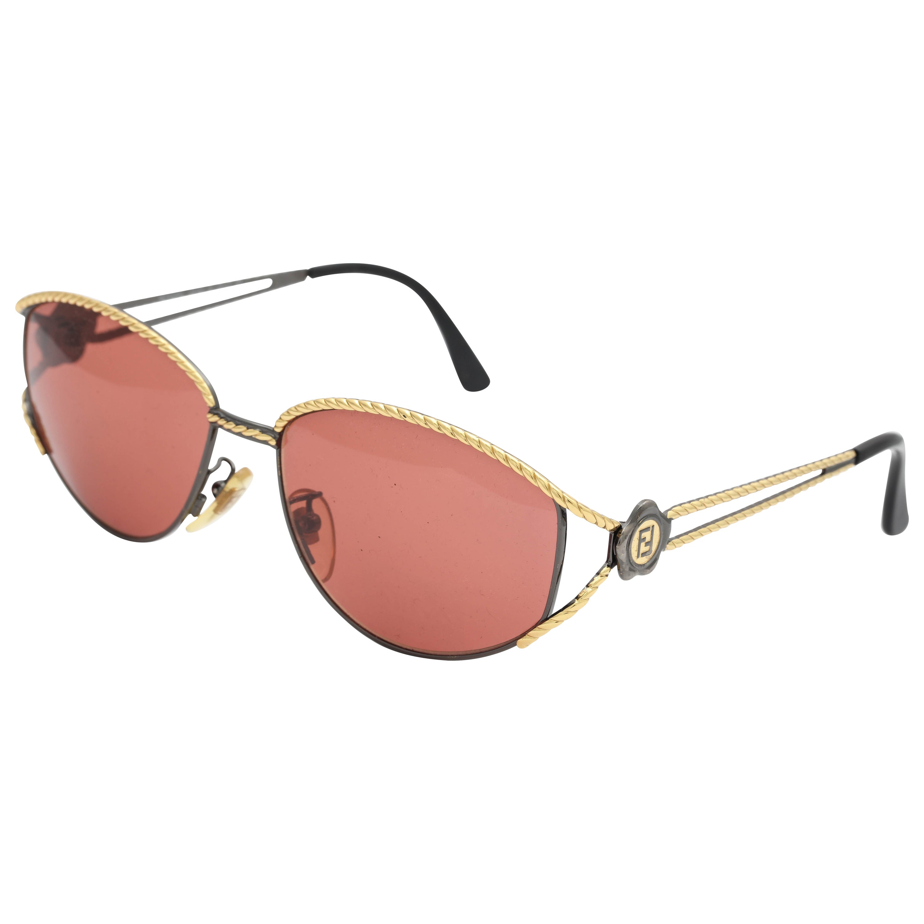 e76e1fab171 Vintage Fendi Sunglasses at 1stdibs