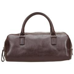 Miu Miu Brown Leather Handbag