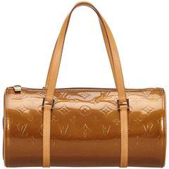 Louis Vuitton Brown Bedford Vernis
