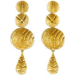Giulia Barela Bells earrings