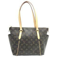 Louis Vuitton Totally PM Brown Monogram Canvas Shoulder Bag