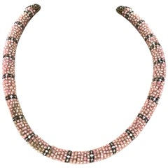 Miriam Haskell Beaded Necklace