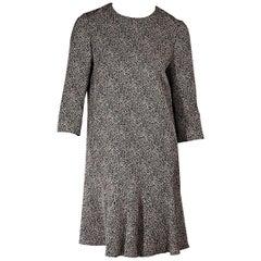 Beige Chloé Printed Shift Dress