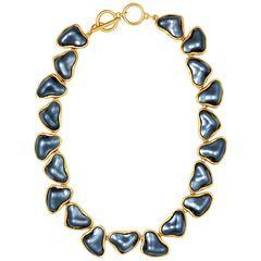 Hutton Wilkinson Hematite Necklace