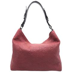 Louis Vuitton Hobo PM Red Antheia Shoulder Bag