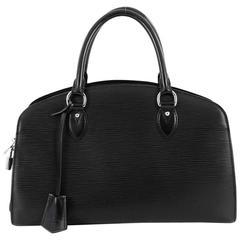 Louis Vuitton Pont Neuf NM Handbag Epi Leather PM