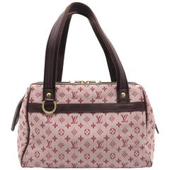 Louis Vuitton Josephine PM Pink Monogram Mini Shoulder Bag