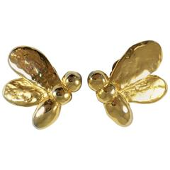 Sonia Rykiel Insect Earrings