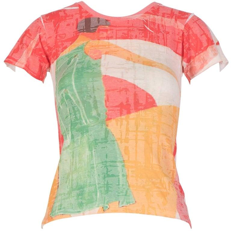 Ateller 5 Printed T-Shirt