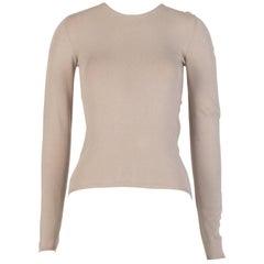 Prada Silk Knit Top
