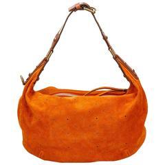 Louis Vuitton Orange Onatah GM
