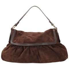 Fendi Brown Leather Chef